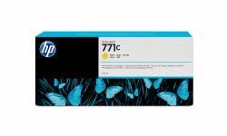 2022274-HP-771C-Originale-Giallo-HP-771C-775-ml-Gelb-Original-Tintenpat miniatura 2