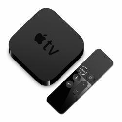 2022274-Apple-TV-32-GB-Wi-Fi-Collegamento-ethernet-LAN-Nero-Full-HD-Apple-TV-4 miniatura 2