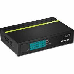 2022274-Trendnet-TPE-TG80G-switch-di-rete-Nero-Supporto-Power-over-Ethernet-PoE miniatura 2