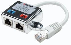 1119231-Intellinet-504195-cavo-di-interfaccia-e-adattatore-RJ-45-Argento-2-PORT miniatuur 2