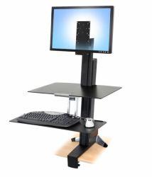 2061337-Ergotron-97-845-carrello-e-supporto-multimediale-Nero-Ergotron-Tall-Use miniatura 2
