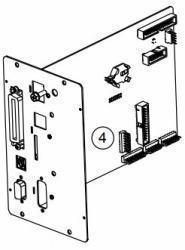 2022274-Datamax-O-039-Neil-DPR51-2480-00-Stampante-per-etichette-parte-di-ricambio-p miniatura 2