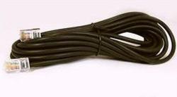 2022274-Polycom-2457-00449-001-cavo-telefonico-Nero-CABLE-8-WIRE-CONSOLE-CABL miniatura 2