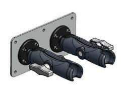 2022274-Honeywell-VX89A002KIT02-kit-di-fissaggio-THOR-VX9-KIT-2-BALL-TRUCK-PLAT miniatura 2