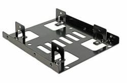 2022026-DeLOCK-18210-kit-di-fissaggio-DeLOCK-Speichereinschubadapter-3-5-to miniatura 2