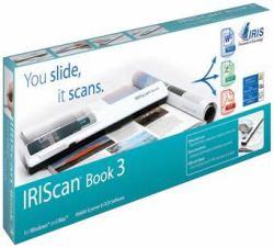2465436-I-R-I-S-IRIScan-Book-3-900-x-900-DPI-Scanner-portatile-Bianco-A4-IRISC miniatura 2