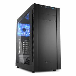 2044314-Sharkoon-S25-W-Midi-Tower-Nero-S25-W-ATX-Mini-ITX-Micro-ATX-ATX miniatura 2