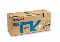 2061337-KYOCERA-TK-5280C-Originale-Ciano-1-pezzo-i-Kyocera-Cyan-Toner-M6235-M6 miniatura 2