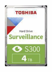 miniatura 2 - 5812210-Toshiba S300 Surveillance 3.5 4000 GB Serial ATA III (S300 SURVL HARD DR