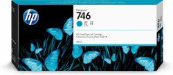 2022274-HP-746-Originale-Ciano-HP-746-300-ml-Cyan-Original-DesignJet miniatura 2