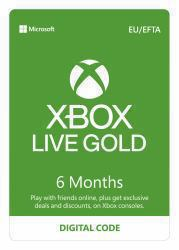 2022274-Microsoft-Xbox-Live-Gold-6-months-Xbox-One-Microsoft-Xbox-Live-Gold-Mem miniatura 2