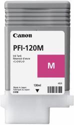 2488807-Canon-PFI-120M-Original-Magenta-1-pezzo-i-PFI-120M-Magenta-Ink-Tank miniatura 2