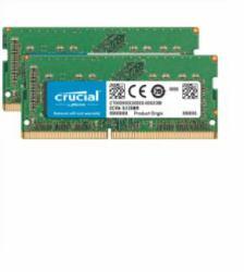 2022274-Crucial-16GB-DDR4-2400-memoria-2400-MHz-16GB-KIT-8GBX2-DDR4-2400-MT miniatura 2