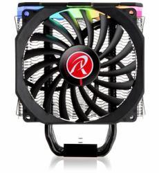 2044259-Raijintek-Mya-RBW-Rainbow-LED-CPU-Cooler-120mm miniatuur 2