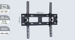 2044315-VivoLink-VLMW2355T-supporto-da-parete-per-tv-a-schermo-piatto-139-7-cm miniatura 2