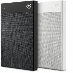 miniatura 2 - 4298447-Seagate Backup Plus Ultra Touch disco rigido esterno 1000 GB Bianco (BAC