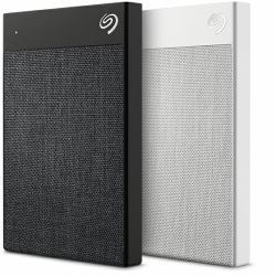 miniatura 2 - 5129021-Seagate Backup Plus Ultra Touch disco rigido esterno 1000 GB Bianco (BAC