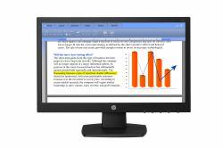 2022274-HP-V194-LED-display-47-cm-18-5-Nero-HP-V194-LED-Monitor-46-99-cm miniatura 2