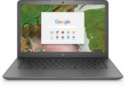 2061580-HP-Chromebook-14-G5-Bronzo-35-6-cm-14-1920-x-1080-Pixel-Intel-Celeron miniatura 2