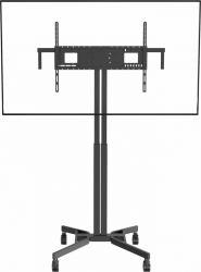2022026-VISION-tragbare-motorisierte-Bildschirm-Standhalterung-30-JAHRE-GARANTIE miniatura 2