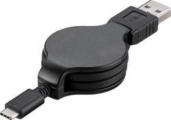 2498149-Microconnect-USB3-1CA1RE-cavo-USB-1-m-2-0-3-2-Gen-1-3-1-Gen-1-USB-A-US miniatura 2
