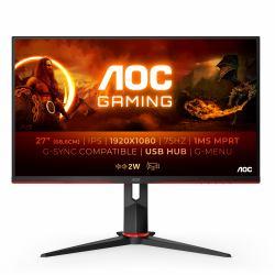 2081568-AOC-27G2U5-BK-monitor-piatto-per-PC-68-6-cm-27-1920-x-1080-Pixel-Full miniatura 2
