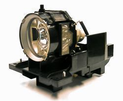 2061288-Diamond-Lamp-For-HITACHI-CP-X615-CP-X705-CP-X807-Projector-2Years-warra miniatura 2