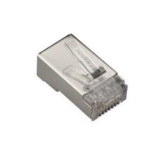 2465436-Black-Box-FMTP6S-50PAK-cavo-di-collegamento-RJ45-CAT6-RJ45-MODULAR-PLUG miniatura 2