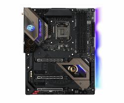 2488807-ASRock-Z490-Taichi-Intel-Socket-1200-10th-Gen-ATX-Triple-M-2-USB-C-RGB-W miniatura 2