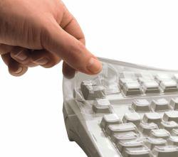 2488804-CHERRY-WetEx-Protezione-per-tastiera-CHERRY-WETEX-FOR-G84-5200-DE-FR-G miniatura 2