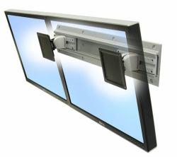 2022274-Ergotron-Neo-Flex-Dual-Monitor-Wall-Mount-61-cm-24-Argento-Ergotron-N miniatura 2