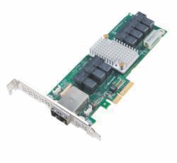 2498196-Adaptec-82885T-Interno-12000Mbit-s-ADAPTEC-AEC-82885T-SINGLE-12GB-S-S miniatura 2