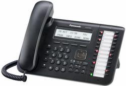 2091968-Panasonic-KX-DT543-telefono-IP-Nero-Cornetta-cablata-LCD-DIG-BUSINESS-S miniatura 2