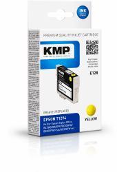 2022026-KMP-Singlepack-E128-cartuccia-d-039-inchiostro-Giallo-7-ml-KMP-E128-7-ml miniatura 2