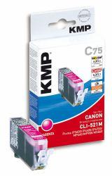 2022026-KMP-C75-cartuccia-d-039-inchiostro-Magenta-1-pezzo-i-KMP-C75-9-ml-Mage miniatura 2