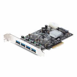 2044455-StarTech-com-Scheda-PCIe-a-4-porte-USB-3-1-10Gbps-con-2-Canali-Dedicat miniatura 2