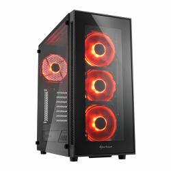 2044314-Sharkoon-TG5-Midi-Tower-Nero-TG5-GLASS-RED-The-Sharkoon-TG5-is-the-pe miniatura 2