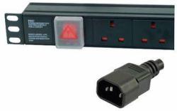 2044315-Dynamode-PDU-6WS-H-UK-IEC-unita-di-distribuzione-dell-039-energia-PDU-1U-N miniatura 2