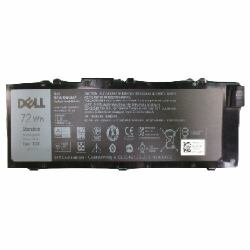 2022274-DELL-451-BBSB-ricambio-per-notebook-Batteria-BATTERY-72WHR-6-CELL-Kit miniatura 2