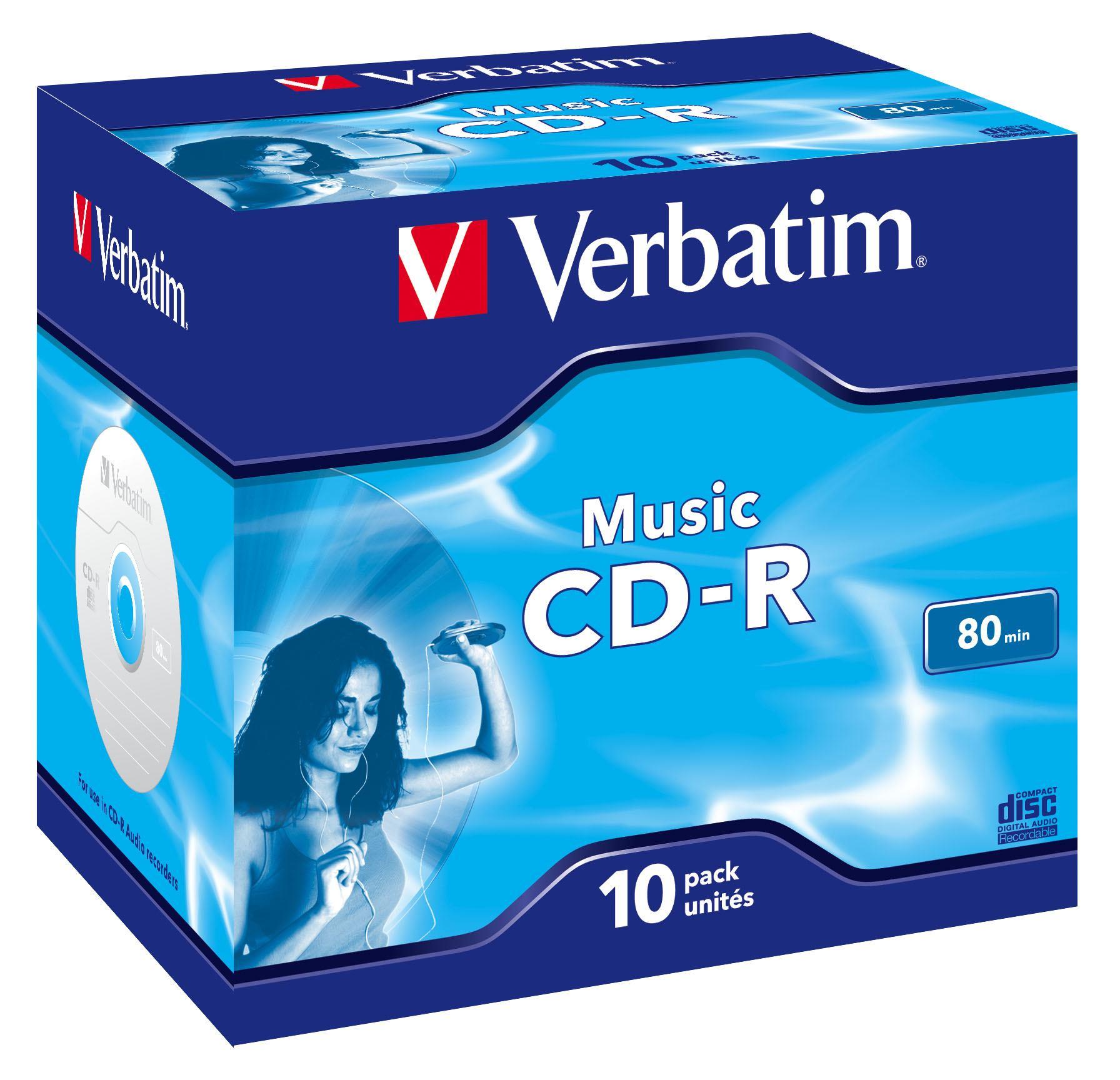 2022274-Verbatim-Music-CD-R-700-MB-10-pezzo-i-CDR-AUDIO-LIVE-IT-COLOURS-Musi