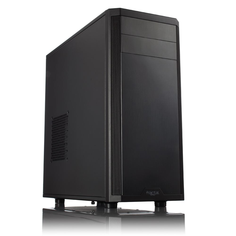 Fractal Design CORE 2300 Midi-Tower Nero vane portacomputer (FRACTAL CORE 2300 A