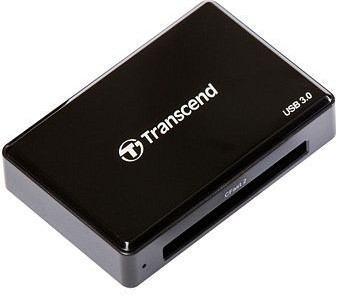 2044314-Transcend-CFast-2-0-USB3-0-lettore-di-schede-Nero-CARDREADER-CFAST-USB