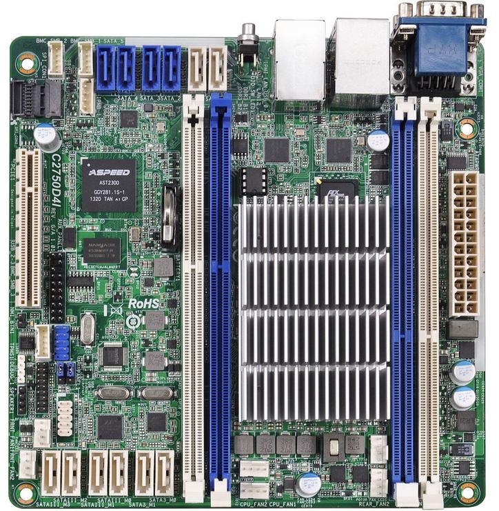 2044287-Asrock-C2750D4I-FBGA1283-Mini-ITX-server-workstation-motherboard-Asrock