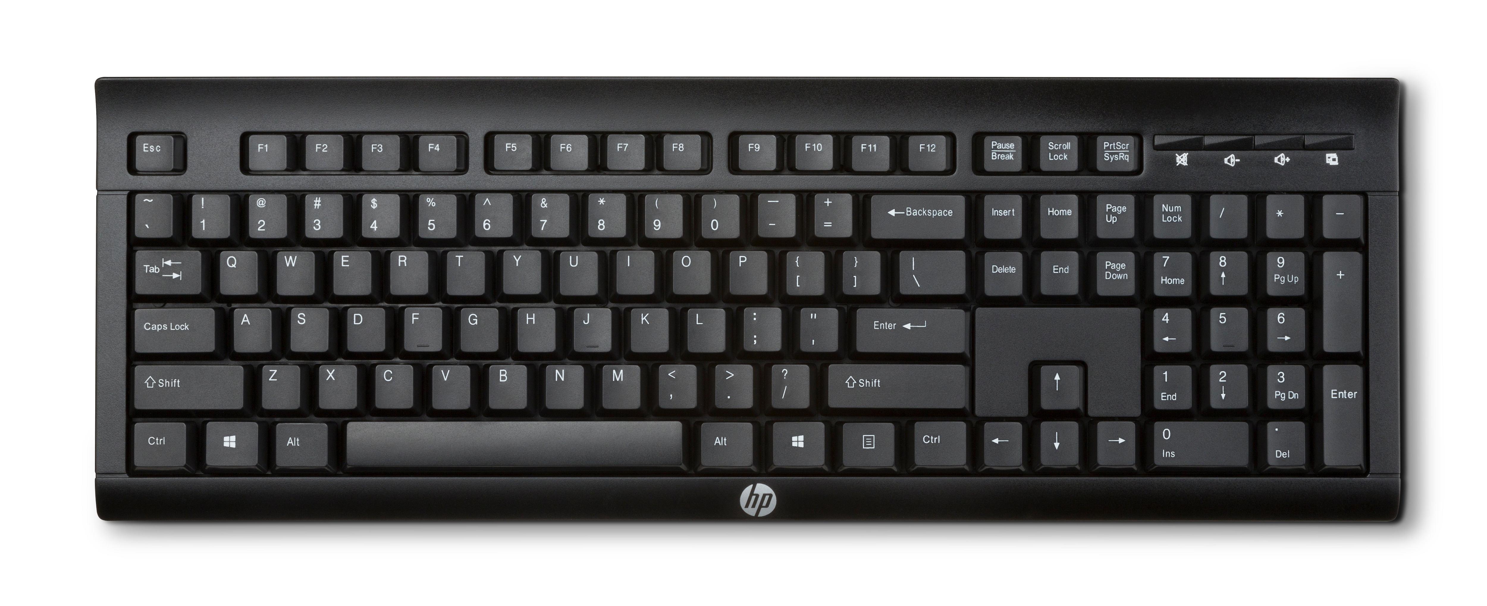 2022274-HP-K2500-tastiera-RF-Wireless-Nero-HP-K2500-Wireless-Tastatur-Versio