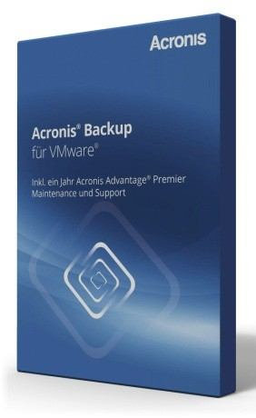 2022026-Acronis-Backup-for-VMware-9-Multilingua-Acronis-Advantage-Standard-Te miniatura 1