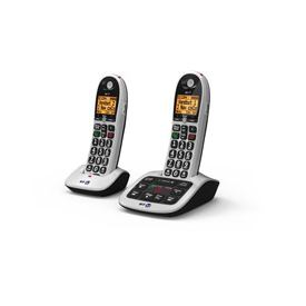 2061337-BT-BT4600-Twin-Big-Button-Dect-Telephone-with-Answer-Machine