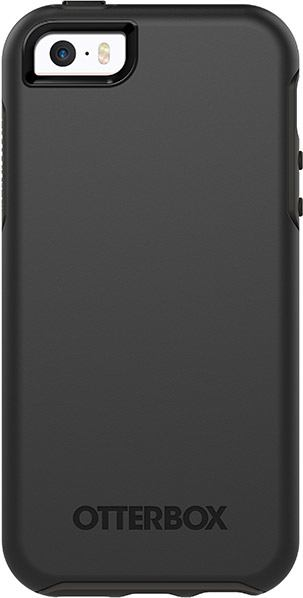2478765-Otterbox-Symmetry-Cover-Nero-Symmetry-Series-for-iPhone-SE-Warranty