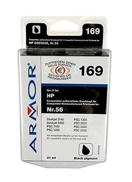 2022274-Armor-B20115RE-cartuccia-d-039-inchiostro-Nero-21-ml-ARMOR-ALTERNATIVE-HP-N