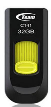 2092045-Team-Group-C141-unita-flash-USB-32-GB-USB-tipo-A-2-0-Nero-Giallo-Team