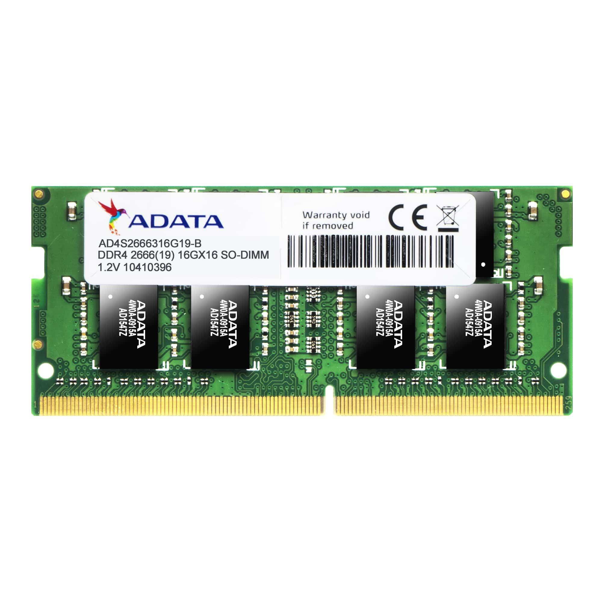2044147-ADATA-AD4S266638G19-S-memoria-8-GB-DDR4-2666-MHz-ADATA-8GB-DDR4-2666-SO